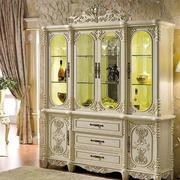 欧式奢华酒柜装饰