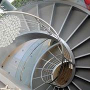 简约钢化楼梯装饰