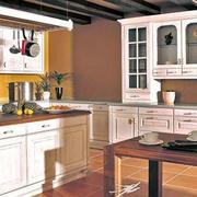 美式整体厨房装饰