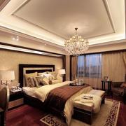 欧式卧室创意灯饰装修