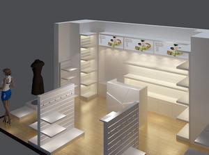 现代简约风格展柜设计