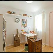两室一厅北欧简约风格书房设计