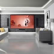 现代简约风格家庭影院沙发设计
