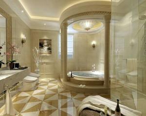 卫生间独立浴室装修