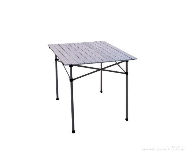 精致小宝贝:2015简易时尚的铝合金折叠桌装修效果图欣赏