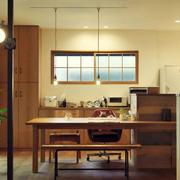 日式公寓创意厨房灯饰