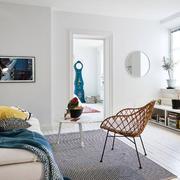 北欧混搭风格公寓设计