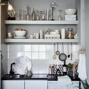混搭风格公寓厨房设计