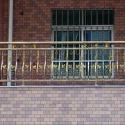 简约风格小区围栏装饰