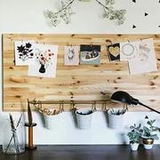 书房背景墙装饰