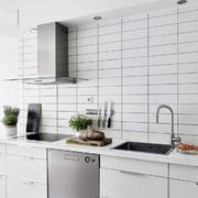 北欧风格公寓厨房装修