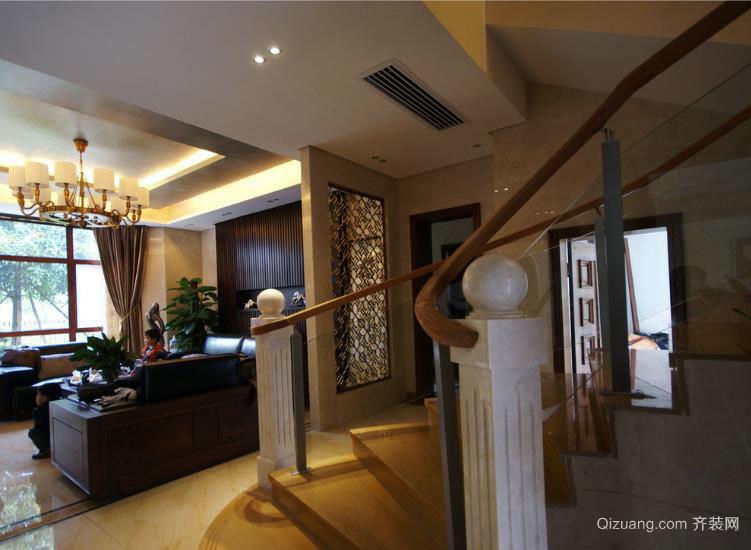 新古典风格楼梯装修效果图展示