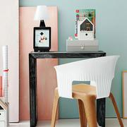 后现代风格书房桌椅装修