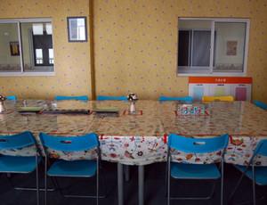 幼儿园可爱会议室装修