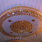 后现代风格水晶灯设计