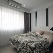 老屋后现代风格卧室效果图