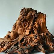 山形状根雕设计
