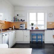 欧式简约风格公寓厨房装修