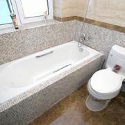 后现代风格卫生间浴缸装修