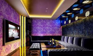 豪华版ktv软质沙发设计