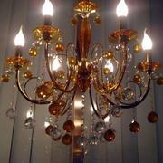 客厅水晶灯设计
