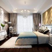 奢华风格欧式卧室壁纸