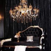大型欧式客厅水晶灯装饰
