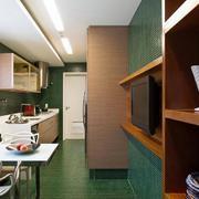 公寓餐厅餐桌射灯装饰