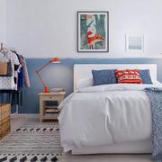 公寓简约卧室灯饰设计