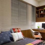 两室一厅卧室飘窗装修