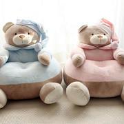 简约风格小熊样式沙发装饰