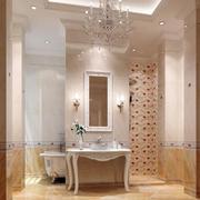 别墅卫生间装饰设计