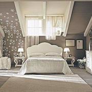 欧式阁楼奢华卧室效果图