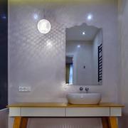 卫生间洗漱池设计