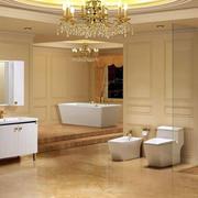 欧式别墅奢华卫生间装修