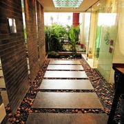 欧式室内花园装饰
