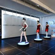 后现代风格服装店设计