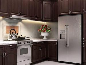 打造优质生活:经典欧式厨房装修效果图设计