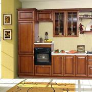 美式原木厨房设计