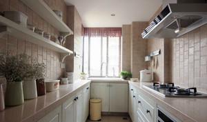 中式风格厨房装修效果图展示