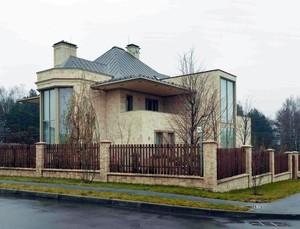很多人想要占有的俄罗斯郊区独栋别墅房子装修效果图