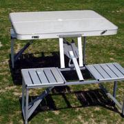 铁制折叠桌设计