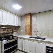 美式老房厨房设计