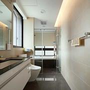 120平米房屋卫生间装修设计