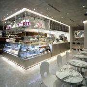 甜品店柜台设计