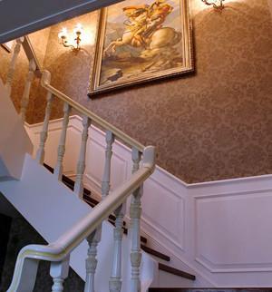用古典打动人心 欧式古典风格楼梯装修效果图展示