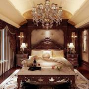 欧式别墅大型卧室设计