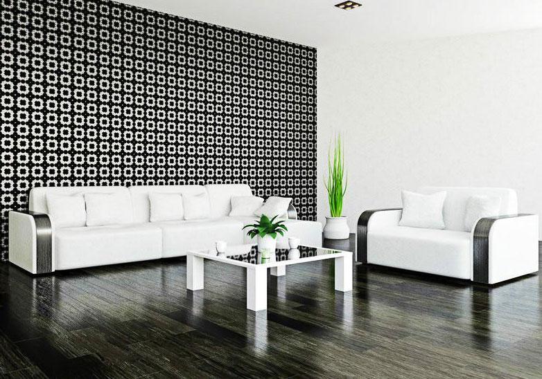 空气清新的大户型室内盆栽植物效果图大全欣赏