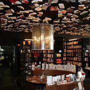 混搭风格大型书店装饰
