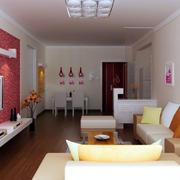 现代简约风格客厅茶几设计